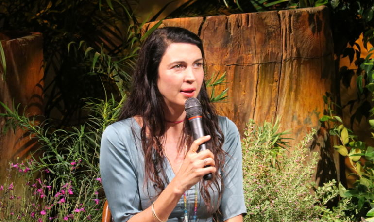Why Rituals Are So Important To Natural Beauty Expert Shiva Rose Hero Image