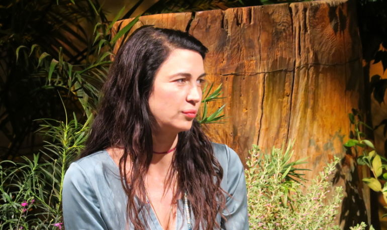 Here's What Shiva Rose Has To Say About Hollywood's Obsession With Youth Hero Image