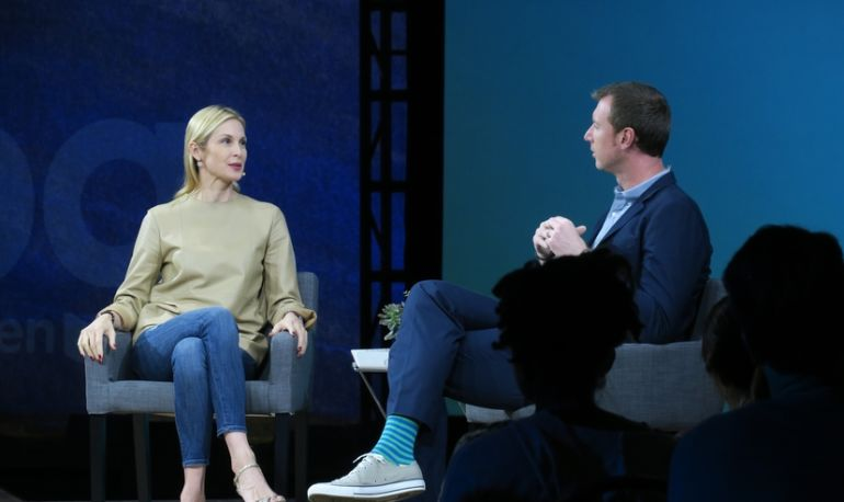 How Kelly Rutherford Fights Anxiety Hero Image