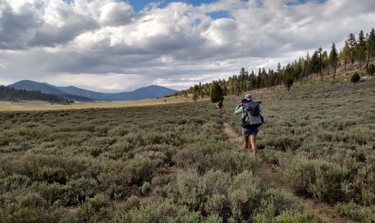This Woman Left Her Corporate Job To Hike The PCT — And Met The Love Of Her Life Along The Way Hero Image