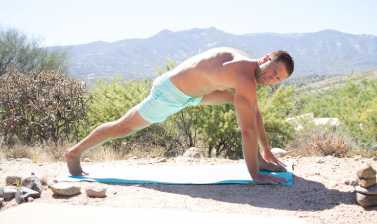 How Combining Yoga & HIIT Makes You Stronger, Stat Hero Image