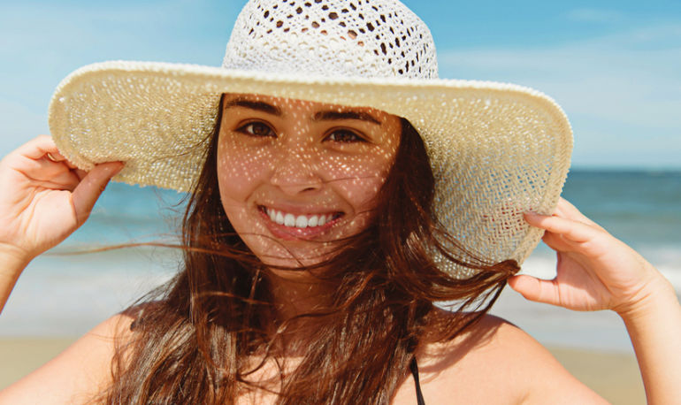 Should You Be Eating Your Sunscreen? The Scoop On Ingestible Sun Protection Hero Image