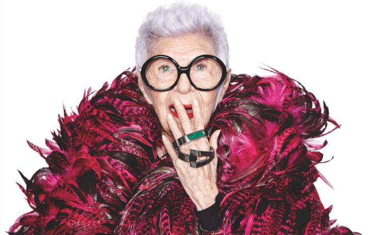 A 94-Year-Old Fashion Icon Is The New Face Of A Wearable Fitness Tracker Hero Image