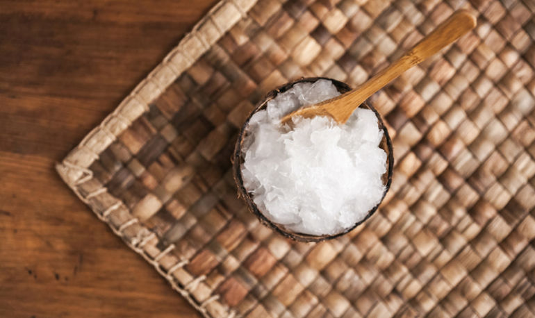 """Why Some Nutritionists Don't Consider Coconut Oil """"Healthy"""" Hero Image"""