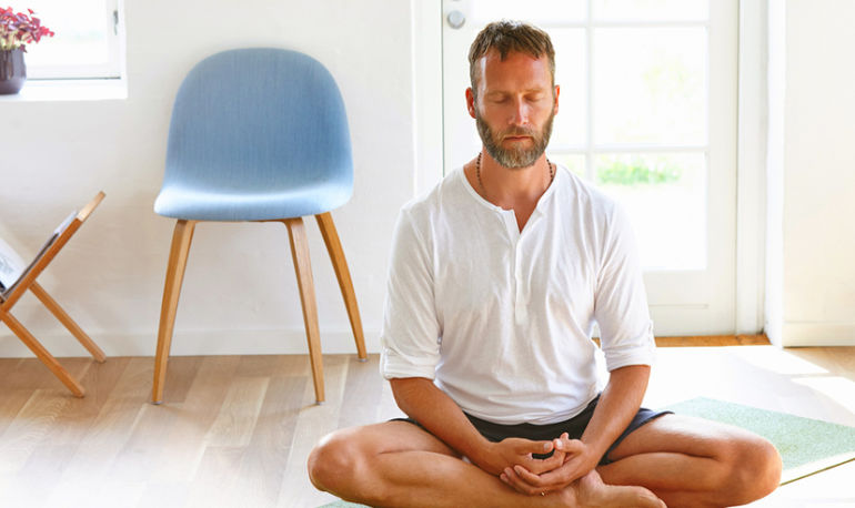5 Reasons Every Man Should Give Meditation A Try Hero Image