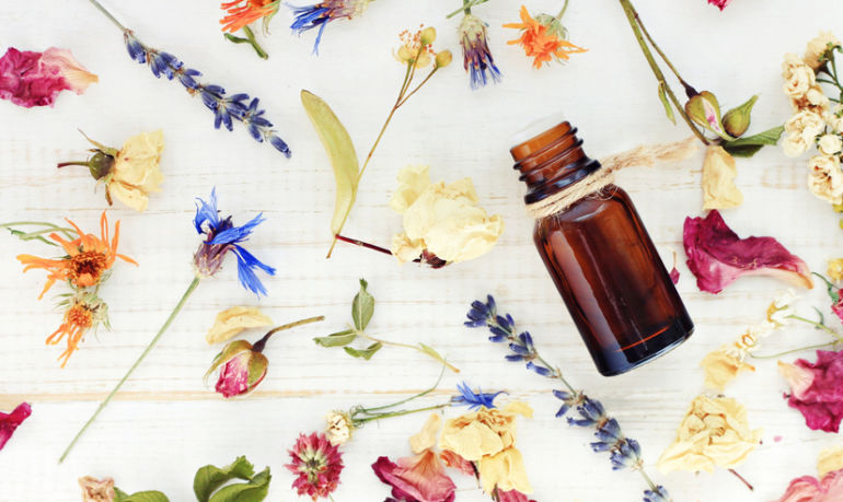 The 9 Best Essential Oils For Winter Well-Being Hero Image