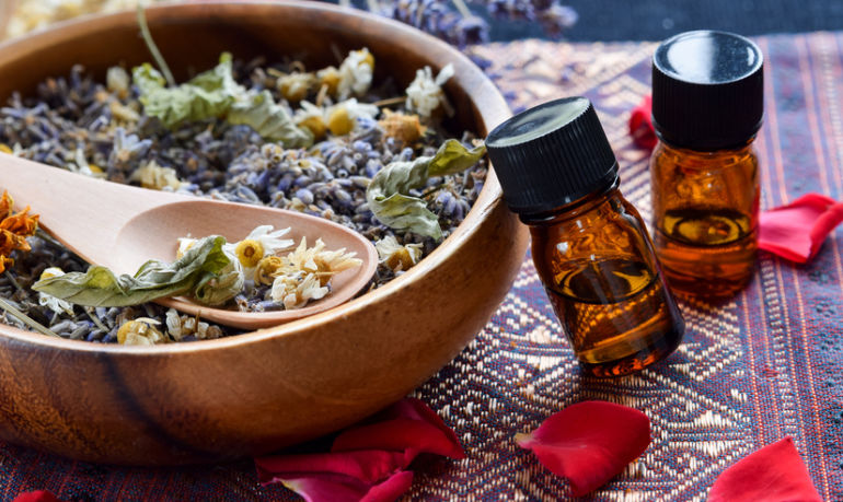 What Your Favorite Essential Oil Says About You Hero Image