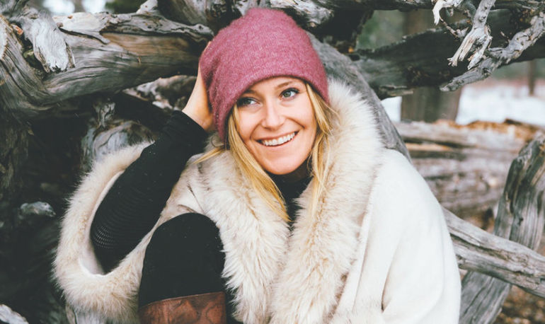 Jamie Anderson On Her Mental Game, Connecting With Your True Self, And #Wellth Hero Image
