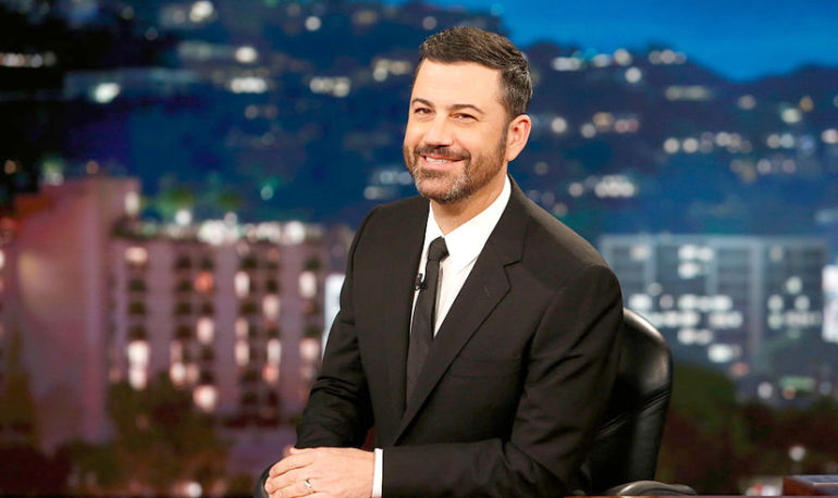 Jimmy Kimmel's Gratitude-Charged Opening Monologue Made Us Emotional Last Night: Here's What Happened Hero Image
