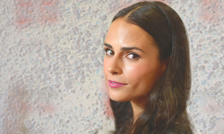 Jordana Brewster On Meditation, Mantras, And #Wellth Hero Image