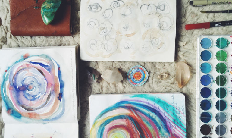 A 7-Day Journaling Practice To Encourage Self-Love Hero Image