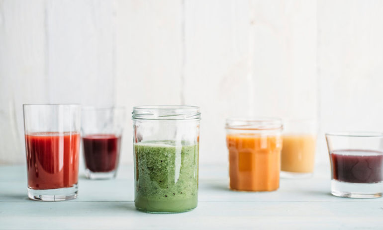 Take Your Smoothie Up A Notch With These 4 Ingredients Hero Image