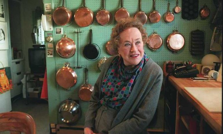 Julia Child's Home In France Will Now Hold Cooking & Yoga Retreats Hero Image