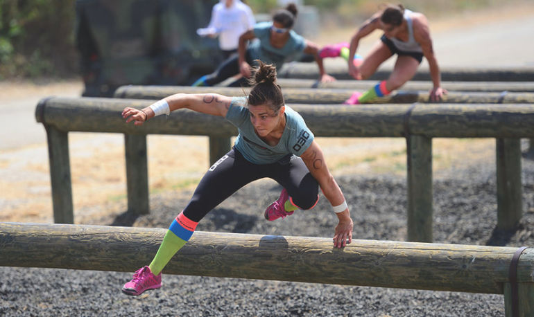 Julie Foucher On Her Love For CrossFit, Science, And #Wellth Hero Image