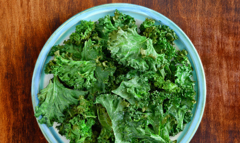 Move Over, Hotdogs. A Kale-Eating Contest Is On Its Way Hero Image