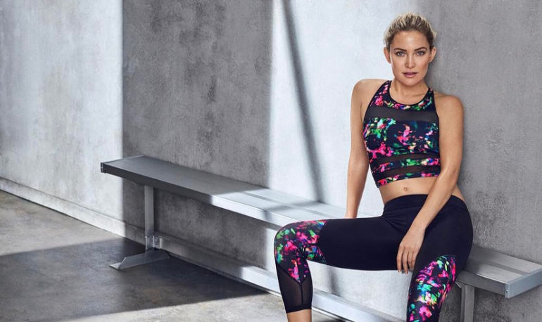 The Out-There Yoga Trend That Gives Kate Hudson & Alicia Keys Their Glow Hero Image
