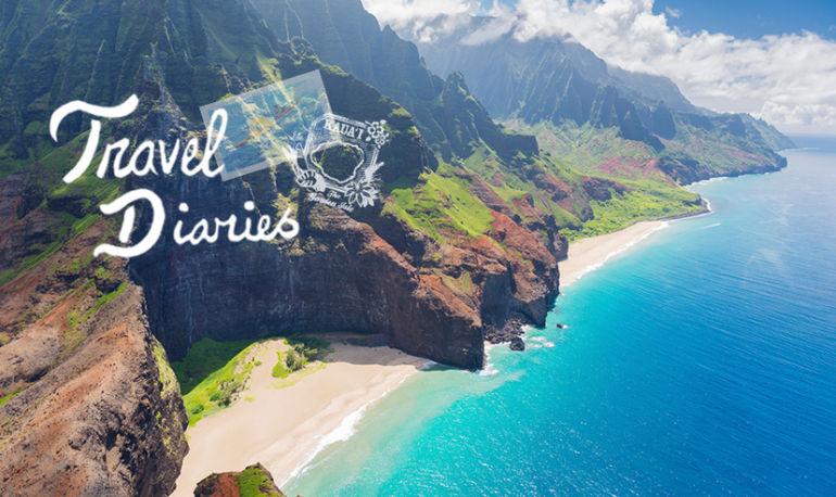 Travel Diaries: Take In The Beachside Hikes, Spas & Açaí Bowls Of Kauai Hero Image
