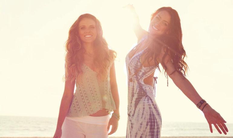 Tone It Up Founders Karena & Katrina Spill Their Beauty Secrets Hero Image