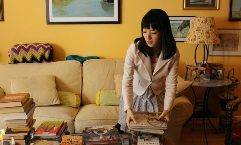 The #1 Rule I Live By When I Declutter: Marie Kondo Explains Hero Image