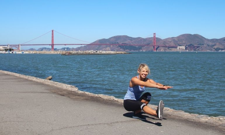 5 Steps To Rock A One-Legged Squat Hero Image