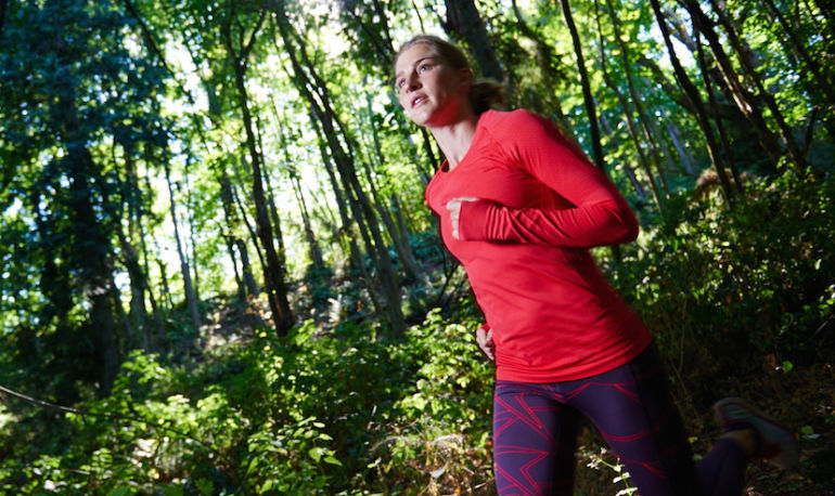 Lauren Fleshman On Running, The Importance Of Sleep, And #Wellth Hero Image