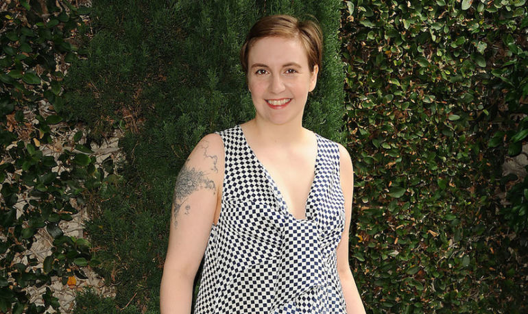 Lena Dunham Demonstrates How We All Feel When We're Trying To Meditate Hero Image