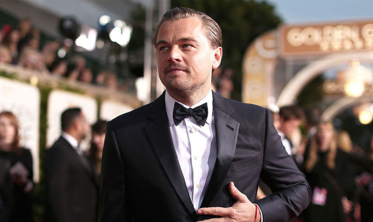 Leonardo DiCaprio Is Saving Our Oceans, One Adorable Creature At A Time Hero Image