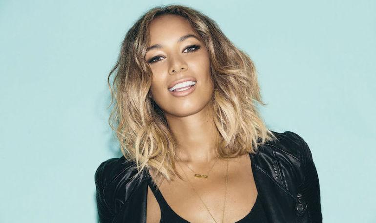 Leona Lewis On Love, Cardio, And #Wellth Hero Image