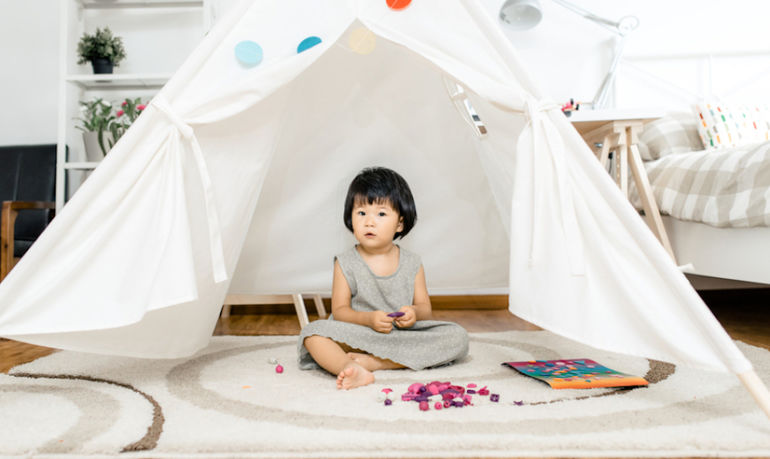How To Turn Your Child's Play Space Into A Sanctuary Hero Image