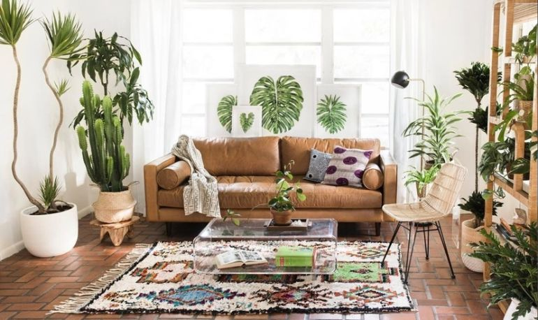 Plant-Inspired Home Decor That's Impossible To Kill Hero Image