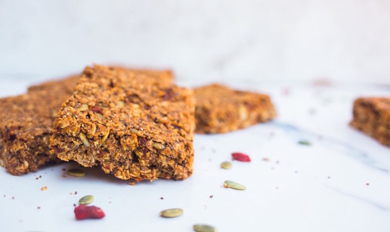 This Plant-Based Granola Bar Might Be Your New Favorite Snack Hero Image