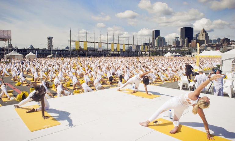 3 Renowned Yoga Teachers On Why They're Wearing White For Yoga Hero Image