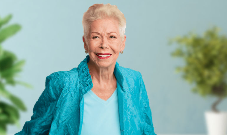 Self-Help Pioneer Louise Hay Passes Away At 90 Hero Image