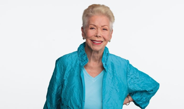 Anti-Aging Tips From 89-Year-Old Wellness Luminary Louise Hay Hero Image