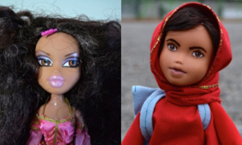 This Artist Transforms Bratz Dolls Into Inspiring Role Models Hero Image