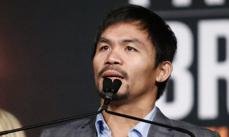 Nike Just Fired Manny Pacquiao For A Very Important Reason Hero Image