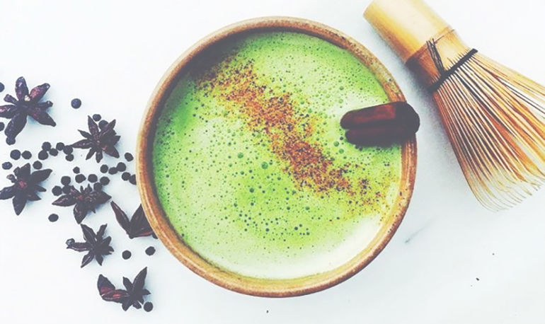 If You're Not Adding This Ingredient To Your Matcha, You're Missing Out On Powerful Gut Healing Benefits Hero Image