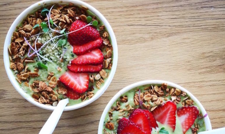 A New Way To Matcha: The Yogurt Power Bowl Hero Image