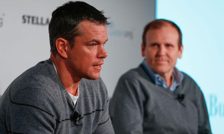 Matt Damon Says Michigan Governor Should Resign Over Flint Water Crisis Hero Image