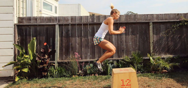 6 Reasons To Do Box Jumps Every Day Hero Image