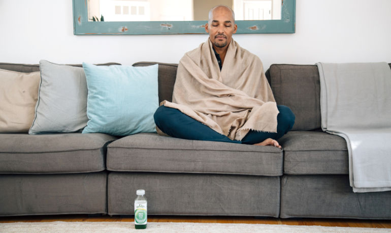 How An LA Meditation Teacher Keeps His Calm All Day Long Hero Image