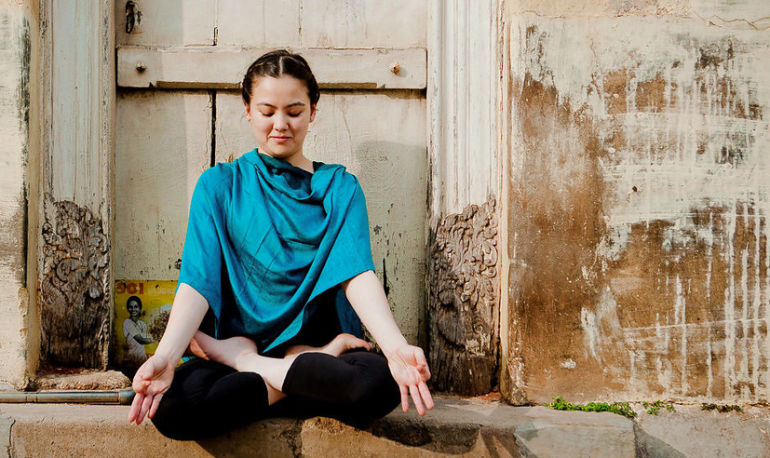 Meditation Is Bigger Now Than Ever Before. Here's Why (And How You Can Get All The Benefits) Hero Image
