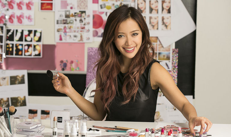 Beauty Phenom Michelle Phan On Her Self-Care Routine And #Wellth Hero Image