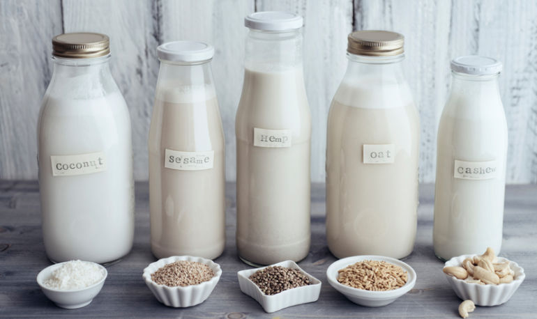 Sick Of Almond Milk? The Dairy-Free Alternative You'll Want To Use In Everything Hero Image