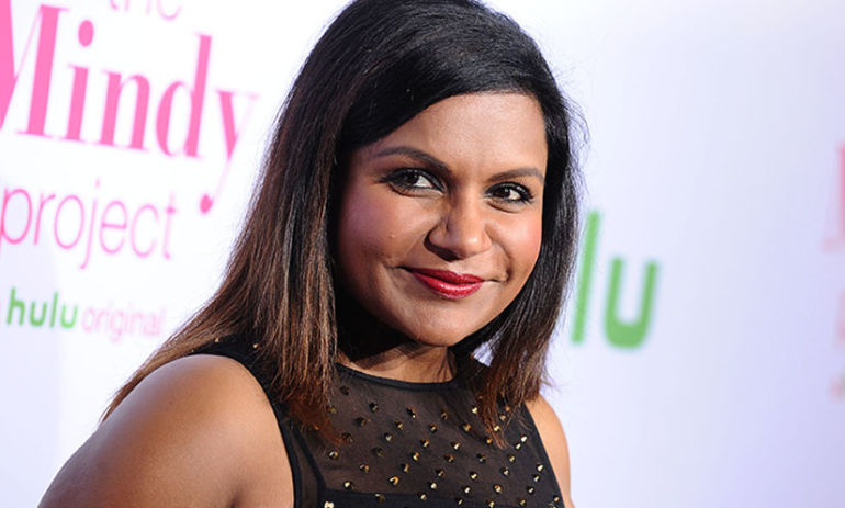 6 Honest Lessons On Love, Success & Body Image From Mindy Kaling Hero Image