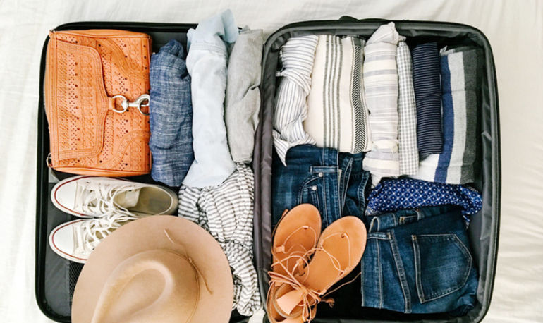 Your Essential Guide To Minimalist Packing Hero Image
