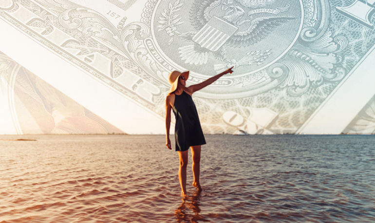 Money Is Empowerment: 9 Mindful Ways To Get The Wealth You Deserve Hero Image