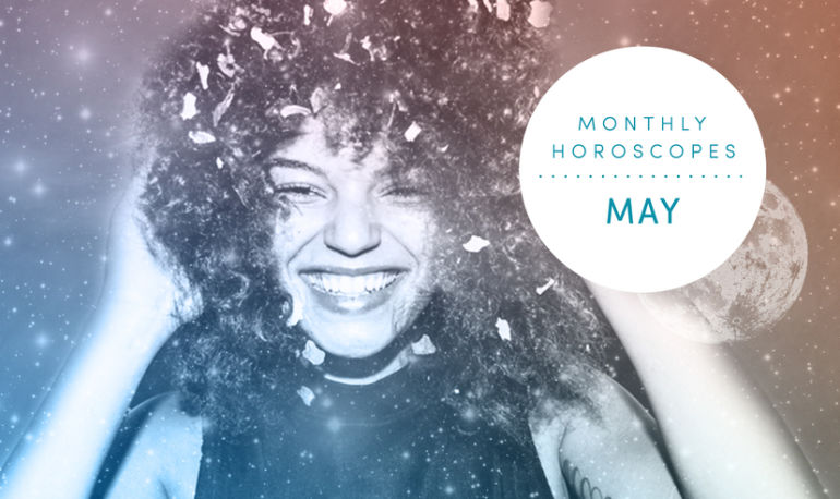 Your May 2017 Horoscope Is Here: What's In The Stars For You? Hero Image