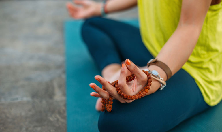 7 Yogic Mudras You Need For Love & Mental Clarity Hero Image