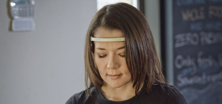 A Device That Helps You Meditate Right (Not That There's A Wrong Way!) Hero Image